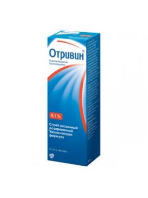 OTRIVIN SPRAY 0.1% 10ML