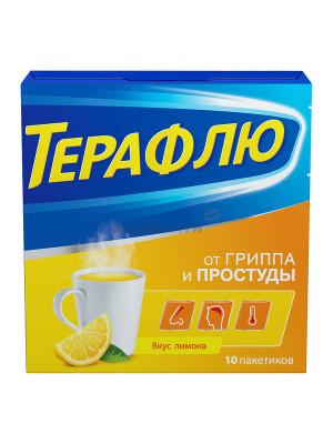 TheraFlu flu and cold powder, 10 sachets