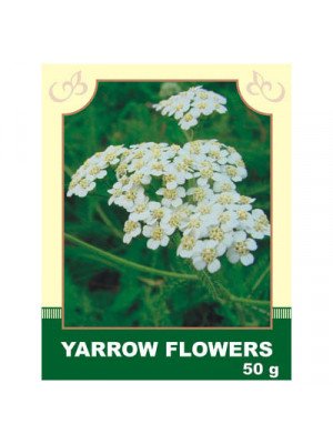 Yarrow Flowers 50g
